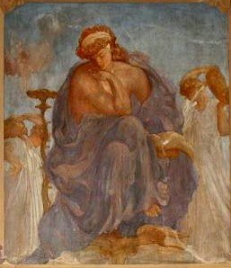 Adolfo De Carolis, La Sibilla Appenninica