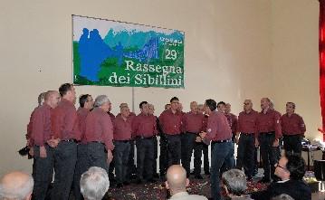 29a Rassegna dei Sibillini, 24 maggio 2014 Macerata, Sala dello Sferisterio