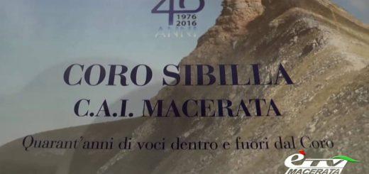 40 anni del coro Sibilla