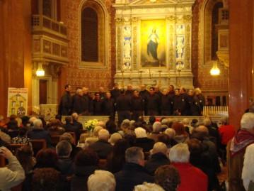 Concerto di Natale, Macerata, Chiesa dell'Immacolata, 21 dicembre 2014