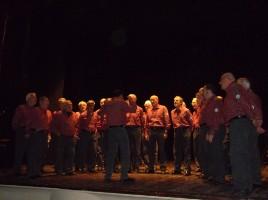 Montelupone, 80 voglia di cantare