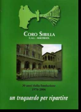 Pubblicazione in occasione del trentennale di fondazione 2006