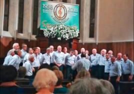 """Torre Pellice (TO) 22 settembre: Concerto """"Cantare l'armonia dei giorni"""" per i 60 anni del Coro Valpellice"""