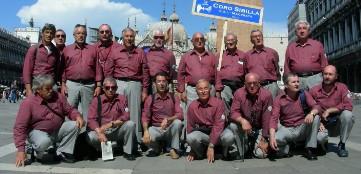 "Venezia, Rassegna ""Venezia in coro"" (2008)"