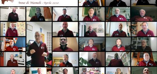 Coro Sibilla, Aprile 2020